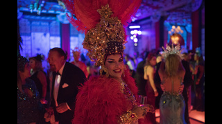 Far from Carnival street fests, glitzy Rio Ball for elite