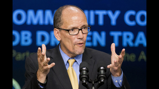 Democrats elect Perez party chairman on second ballot