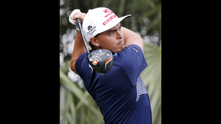 Fowler builds 4-shot lead at Honda