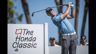 No games: Bryan tied for lead at Honda Classic