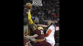 LeBron misses shootaround, questionable to face Bulls