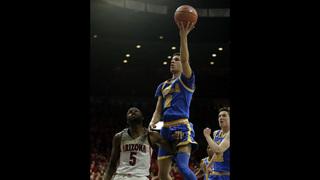 No. 5 UCLA dominates offensive boards to edge No. 4 Arizona