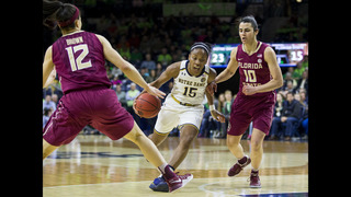 Turner leads Notre Dame past Florida State for ACC title