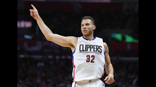 Griffin scores 43, Clippers hold off Hornets 124-121 in OT
