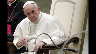 Copy this: Vatican stakes out rights to Pope Francis