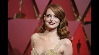 Emma Stone wins best-actress Oscar for