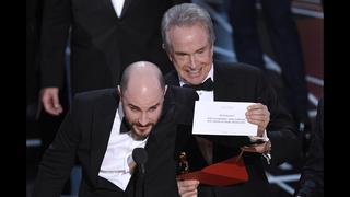 Oscar envelopes explained: How presenters get winning names