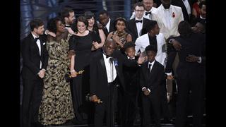 Oscars flap eclipses