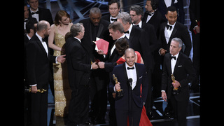 Oscars mistake puts consulting firm
