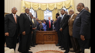 HBCUs, advocates looking for help from Trump on funding