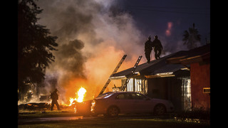 3 dead, 2 injured in plane that hits houses in California