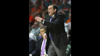 TOP 25 THIS WEEK: No. 17 Duke hobbled entering final week