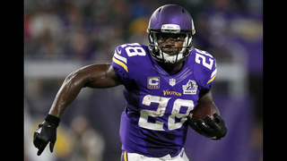 The Latest: Vikings keep door open to bringing back Peterson