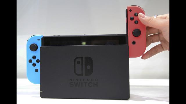 The Nintendo Switch's big challenge: luring casual gamers   WPXI