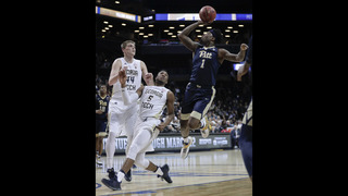 Pitt gives Georgia Tech push off bubble at ACC tournament