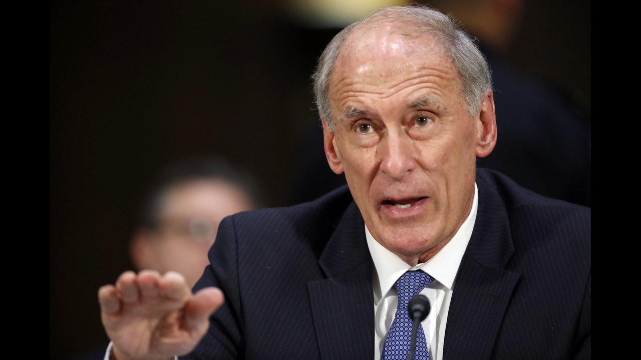 dan coats Director of national intelligence dan coats was being interviewed onstage at the aspen security coats, after all, had protested forcefully when trump, during his joint press conference with putin on.