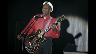 Friend: Chuck Berry