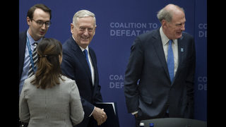US combat airlift marks deepening involvement in Syria