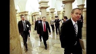 House sets risky health care vote after Trump demands it