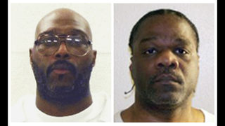 Arkansas inmates make longshot bid to avoid double execution