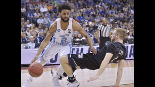 Berry scores 26 points and Carolina defeats Butler 92-80