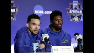 Familiar foes South Carolina, Florida meet in East final