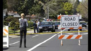 California slaying victims are mom, 2 kids and another woman