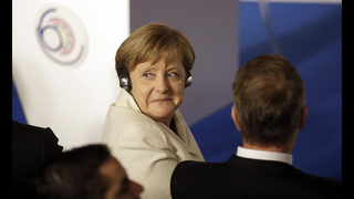 Merkel party wins state vote as election year starts