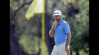 Johnson, Rahm win to set up powerful title match