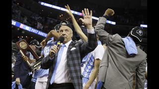 Coaches: Carolina Final Four advantage to fade after tipoff