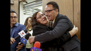 Man exonerated for attempted murder free after 20 years