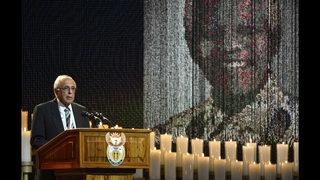 South African anti-apartheid leader Ahmed Kathrada dies, 87