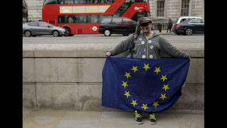 Joy, sorrow: People in UK, Europe react to Brexit triggering