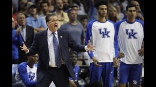 Postseason success for Kentucky, UNC back AP Top 100 perches