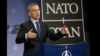 NATO, Russia, share troop information, at odds over Ukraine