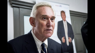 Roger Stone, a figure in Russia probe, faces defamation suit