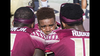 Florida State QB Francois emerging as offensive leader