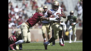 Patrick, Akers emerging as top backs for Florida State