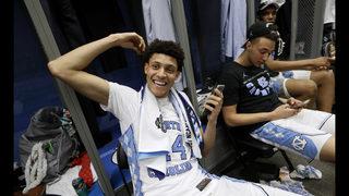 North Carolina junior Justin Jackson entering NBA draft