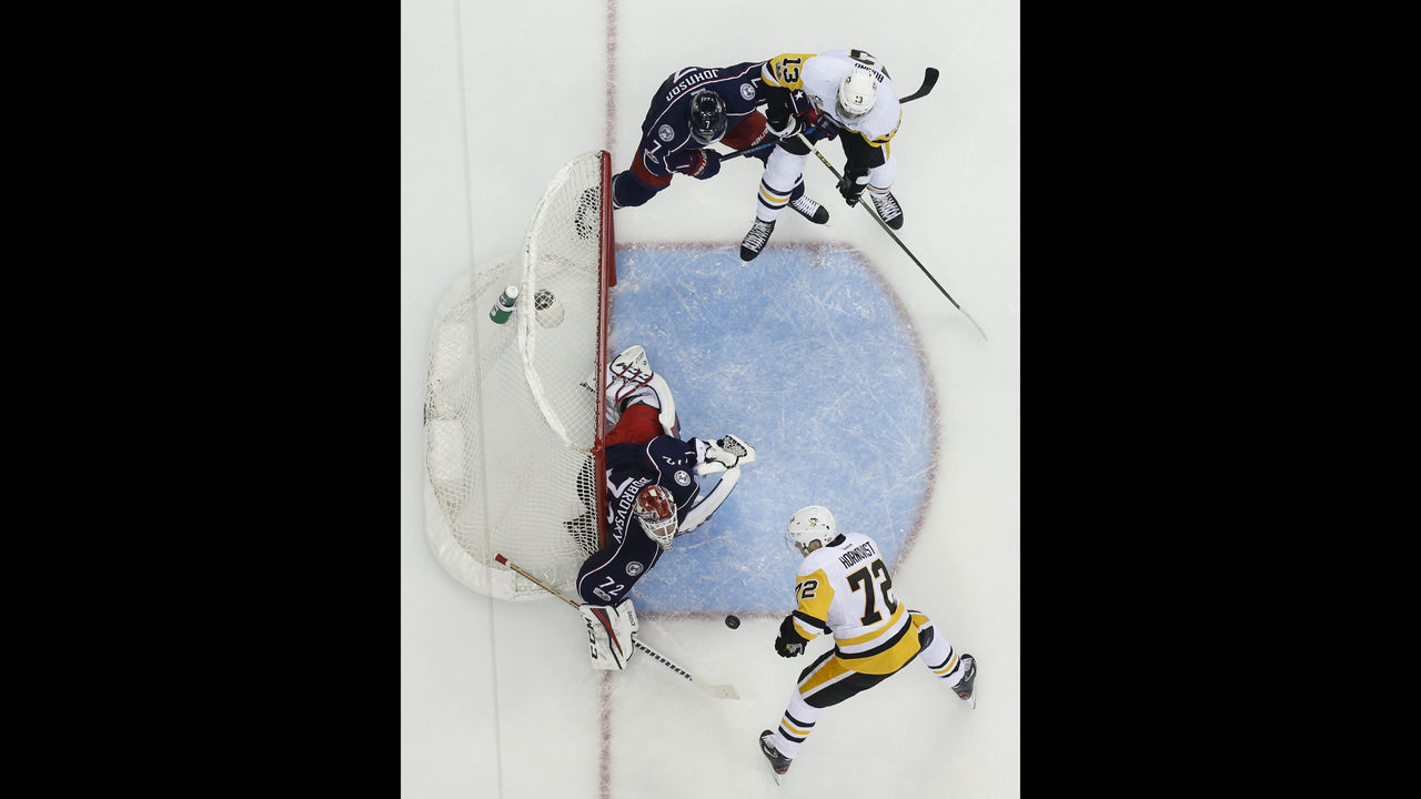 Blue Jackets, Wild in danger of being swept out of playoffs | FOX13