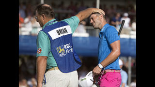 Once just a trick-shot star, Bryan rising fast on PGA Tour