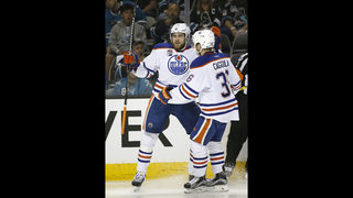 Oilers eliminate Sharks with 3-1 win in Game 6