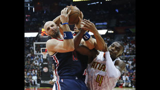 From crybaby to MMA, bad blood boils over for Wizards-Hawks