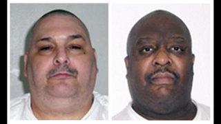 Arkansas executes 2 inmates on the same gurney, hours apart
