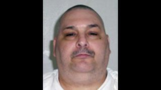 Timeline of Arkansas execution from AP reporter