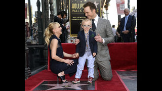 His career skyrocketing, family comes first for Chris Pratt