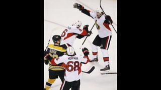 Senators survive another OT to advance in NHL playoffs