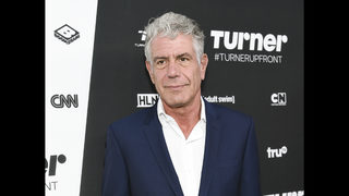 At Tribeca, Bourdain reluctantly plays the role of activist