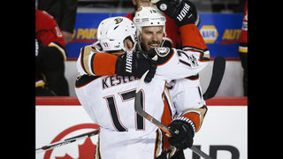 McDavid faces off with Kesler when Oilers visit Ducks