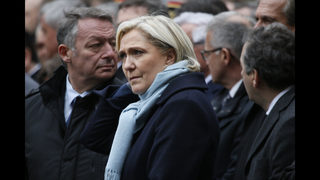 The Latest: France